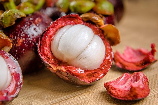 Mangostan – owoc o wyjątkowych właściwościach